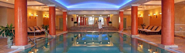 Elysium Hotel Paphos Indoor Pool