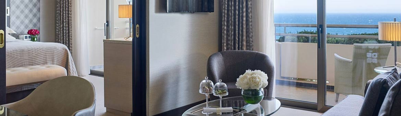 Four Seasons Hotel Limassol Four Seasons Suite