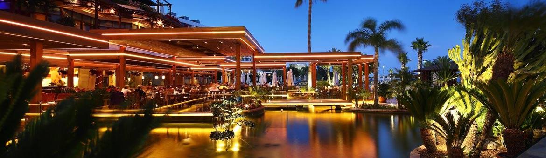 Four Seasons Hotel Limassol - Four Seasons Dining