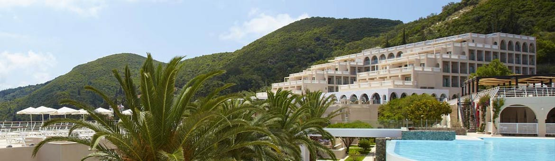 Marbella Beach Resort, Corfu Greece
