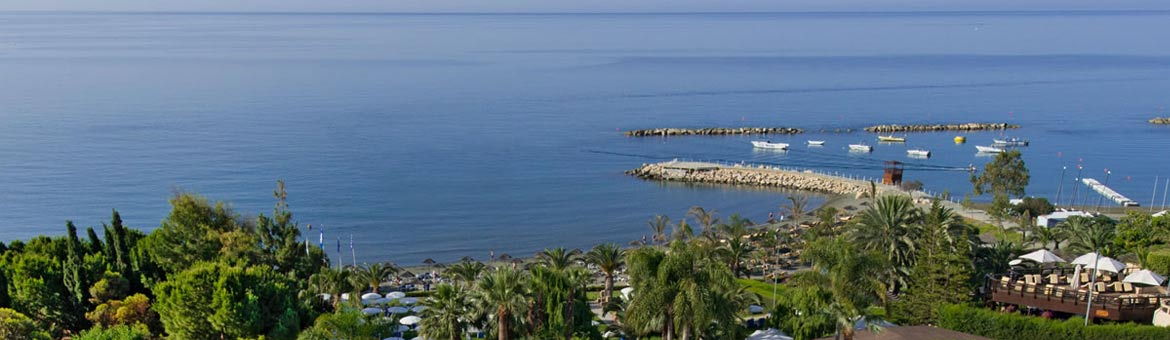 Here at Amathus Holidays, we offer excellent rates and availability at Mediterranean Beach Hotel.