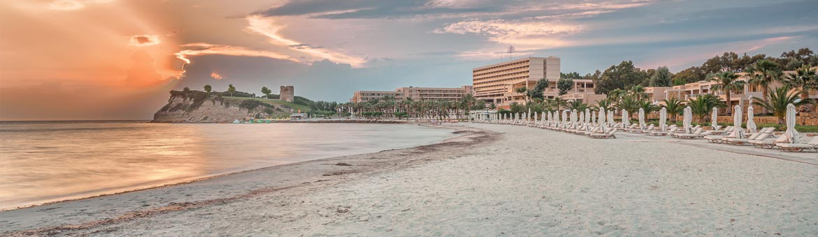 Special Offers at Sani Beach Hotel