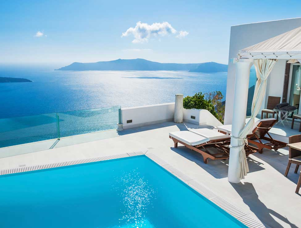 Greece and Cyprus Luxury Holidays